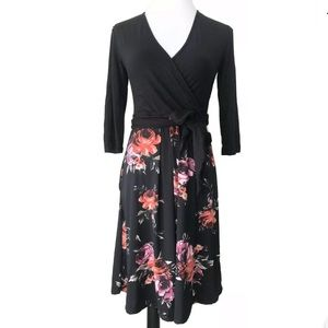 Expected Lilac Clothing Maternity Dress
